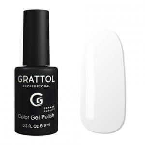 Гель-лак Grattol GTC001