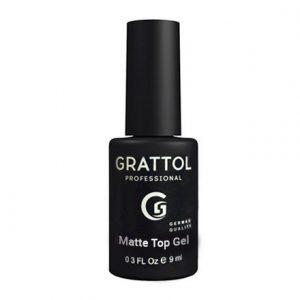 Matte Top Gel Velvet - Арт. GTTM1