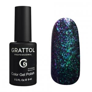 Гель-лак Grattol Galaxy - Арт.GTG001