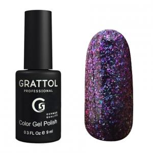 Гель-лак Grattol Galaxy - Арт.GTG002