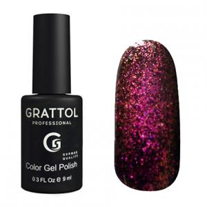 Гель-лак Grattol Galaxy - Арт.GTG003