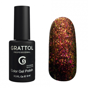 Гель-лак Grattol Galaxy - Арт.GTG004