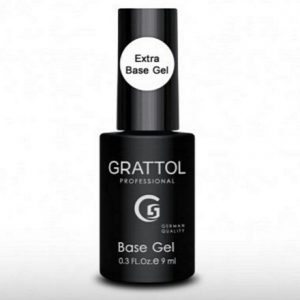 Экстра густая каучуковая База Rubber Base Gel Extra Grattol - Арт. GTRB2