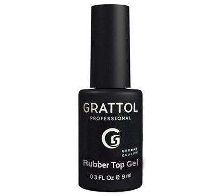 Rubber Top Gel Grattol - Арт. GTRT1
