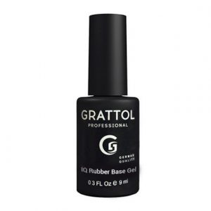 IQ Rubber Base Gel Grattol - Арт. GTIQB1
