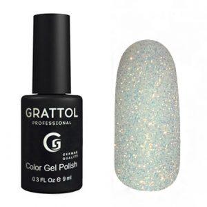 Гель-лак Grattol Luxery Stones - Арт. GTOP01 Оpal 01