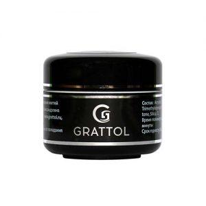 Камуфлирующий гель Grattol Camouflage Gel Light Natural 15 мл - Арт. GGCLN