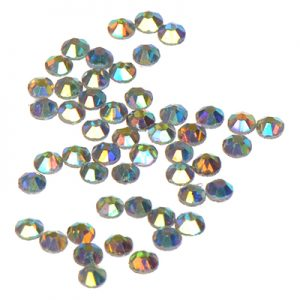 Стразы стекло Grattol супер блеск -Арт. STRG06 Голограф Ss6 (1440шт)