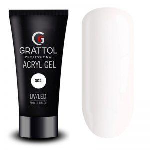 Grattol Acryl Gel 02 - Арт. GTAG02