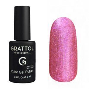 Гель-лак Grattol - Арт. GTC159 Coral Pearl