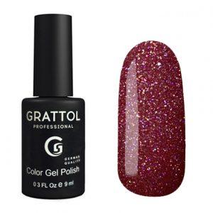 Гель-лак Grattol Luxery Stones - Арт. GTAT03 Agate 03