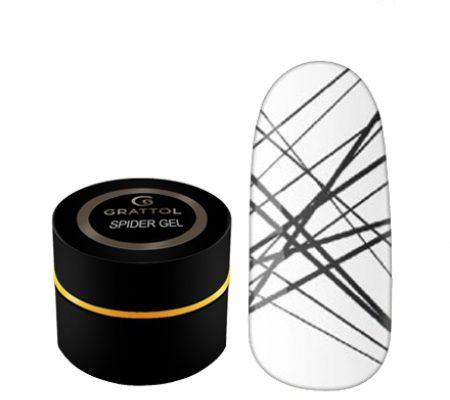 Гель-паутинка Grattol Spider Gel - Арт. GTSGB Black
