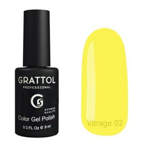 Гель-лак Grattol Color Gel Polish Vitrage 02 - Арт. GTVR02