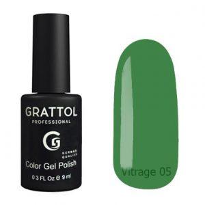 Гель-лак Grattol Color Gel Polish Vitrage 05 - Арт. GTVR05