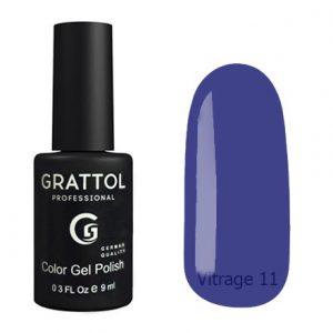 Гель-лак Grattol Color Gel Polish Vitrage 11 - Арт. GTVR11