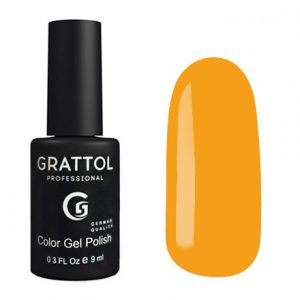 Гель-лак Grattol - Арт. GTC181 Saffron