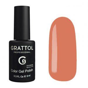 Гель-лак Grattol - Арт. GTC184 Orange Sherbet