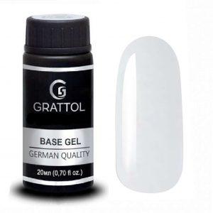 База Камуфлирующая Grattol Rubber Base Camouflage 1 (20 ml) - Арт. GTBC120